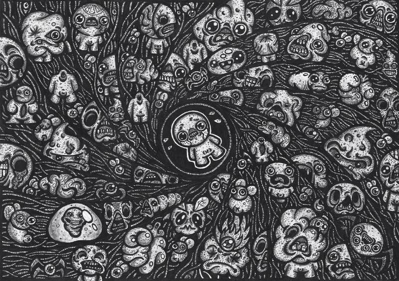 Isaac by kylebjart