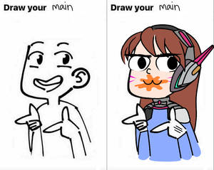 Draw Your Main