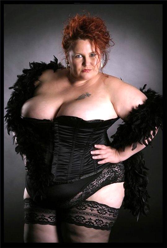 фото шикарные толстушки
