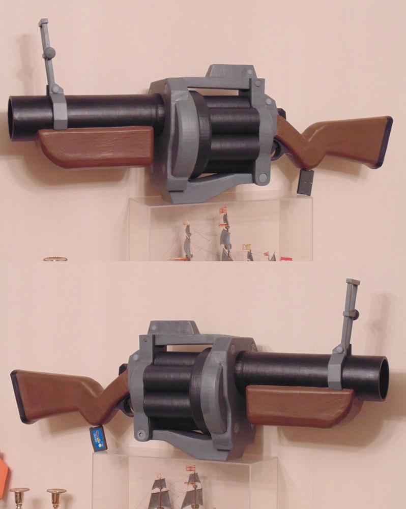 TF2 Stock Grenade Launcher Prop by WeasleFire