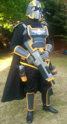 Helldivers Cosplay Completed.