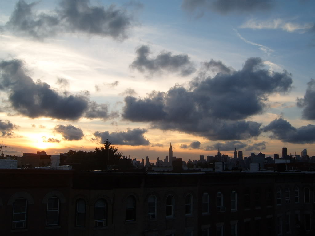 clouds over new york - photo #24