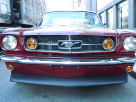 1965 Ford GT Mustang II by Brooklyn47