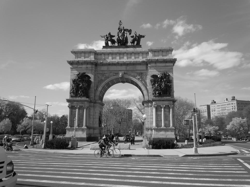 Grand Army Plaza by Brooklyn47