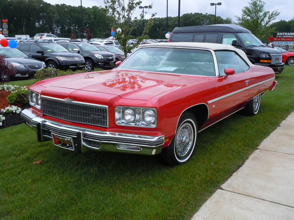 Used 1975 Chevrolet Caprice For Sale  CarGurus
