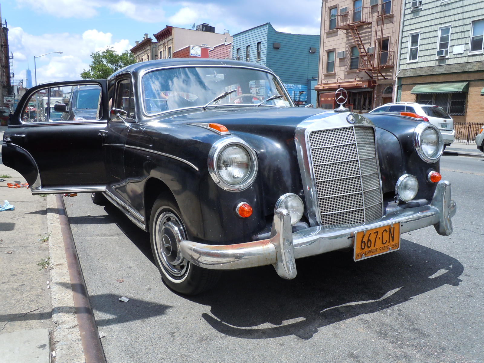 1958 mercedes benz 220s by brooklyn47 on deviantart for 1958 mercedes benz 220s for sale