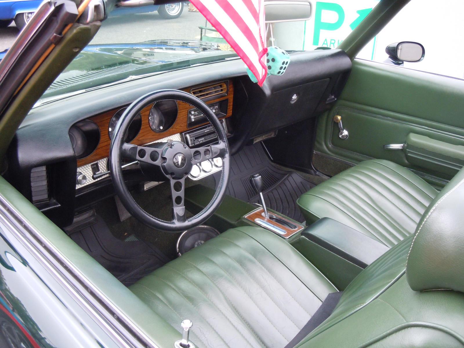 39 72 pontiac le mans sport convertible 400 interior by brooklyn47 on deviantart. Black Bedroom Furniture Sets. Home Design Ideas
