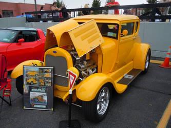 1929 Ford Hot Rod by Brooklyn47