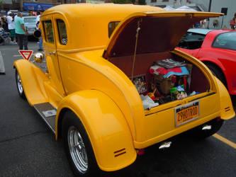 1929 Ford Hot Rod II by Brooklyn47