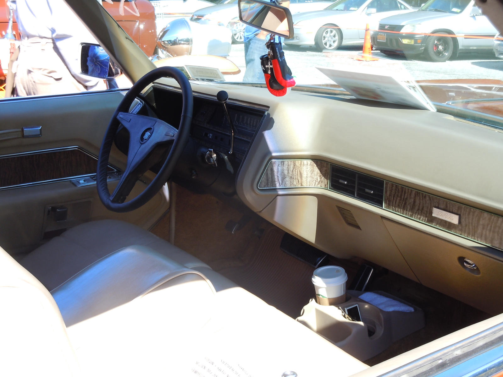 1970 Cadillac Coupe Deville Convertible Interior By Brooklyn47 On Deviantart