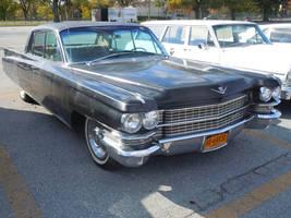 1963 Cadillac Fleetwood III