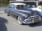1952 Chevrolet Deluxe Coupe III