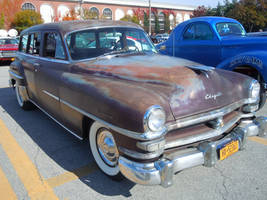 1953 Chrysler Town And Country IV by Brooklyn47