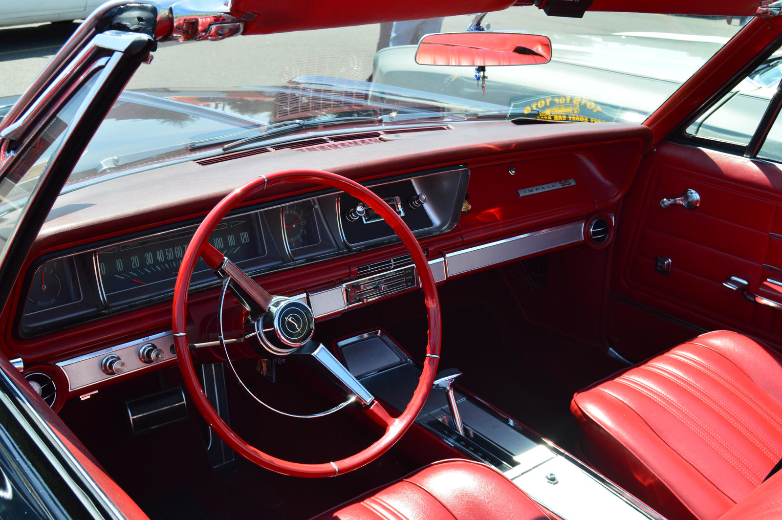 1966 Chevy Impala Super Sport1966 Chevrolet Sport Ss Convertible Interior Ii By