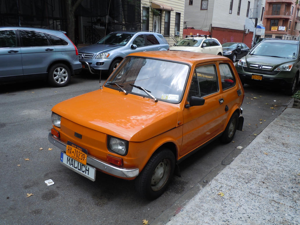 1980 Polski Fiat 126P by Brooklyn47 on DeviantArt