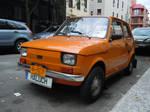 1980 Polski Fiat 126P II
