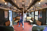 Inside BMT D Type Triplex 6095 A by Brooklyn47