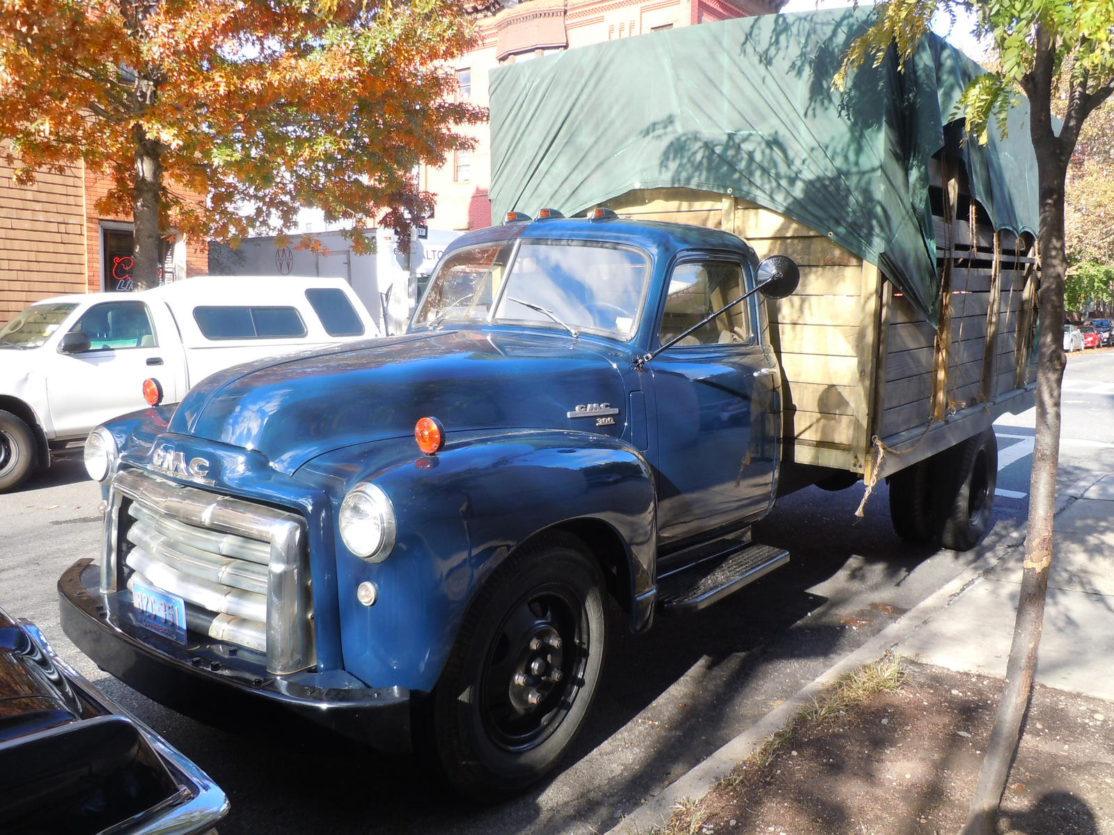 Images Of 1949 Dodge Truck Wallpaper Calto D100 Gmc 300 1 2 Ton By Brooklyn47 On Deviantart