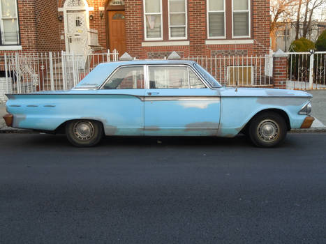 1962 Ford Fairlane 500 Sport Coupe VII