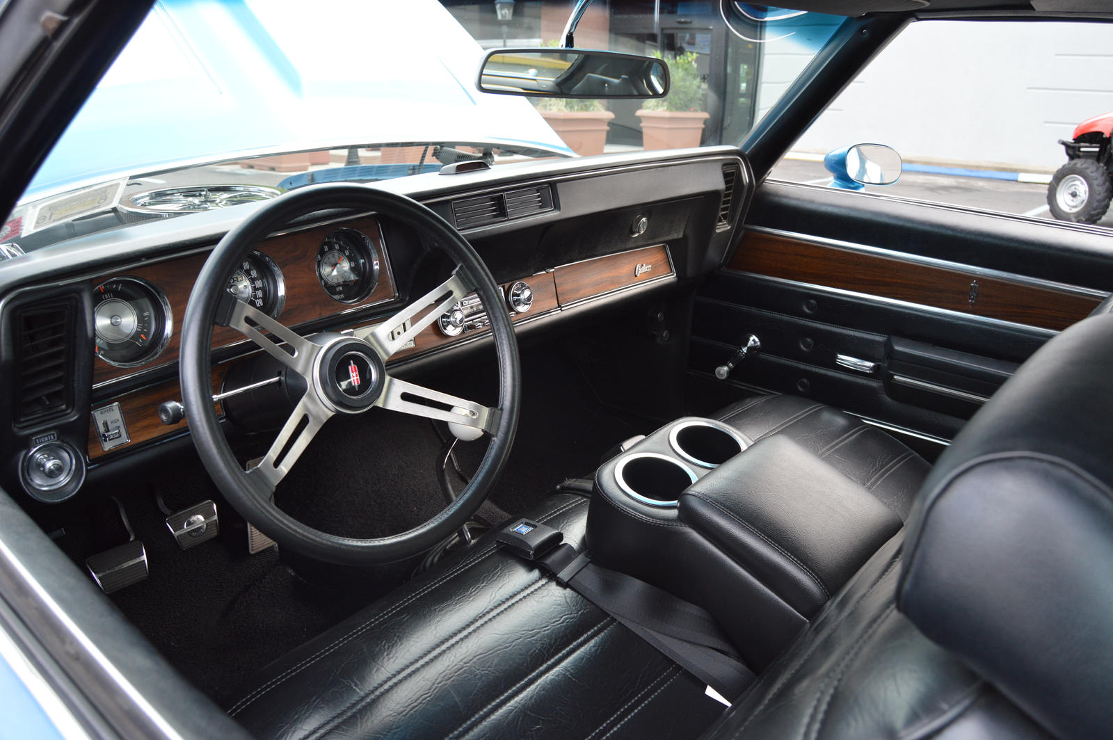 1972 Oldsmobile 442 W 30 Interior By Brooklyn47 On Deviantart