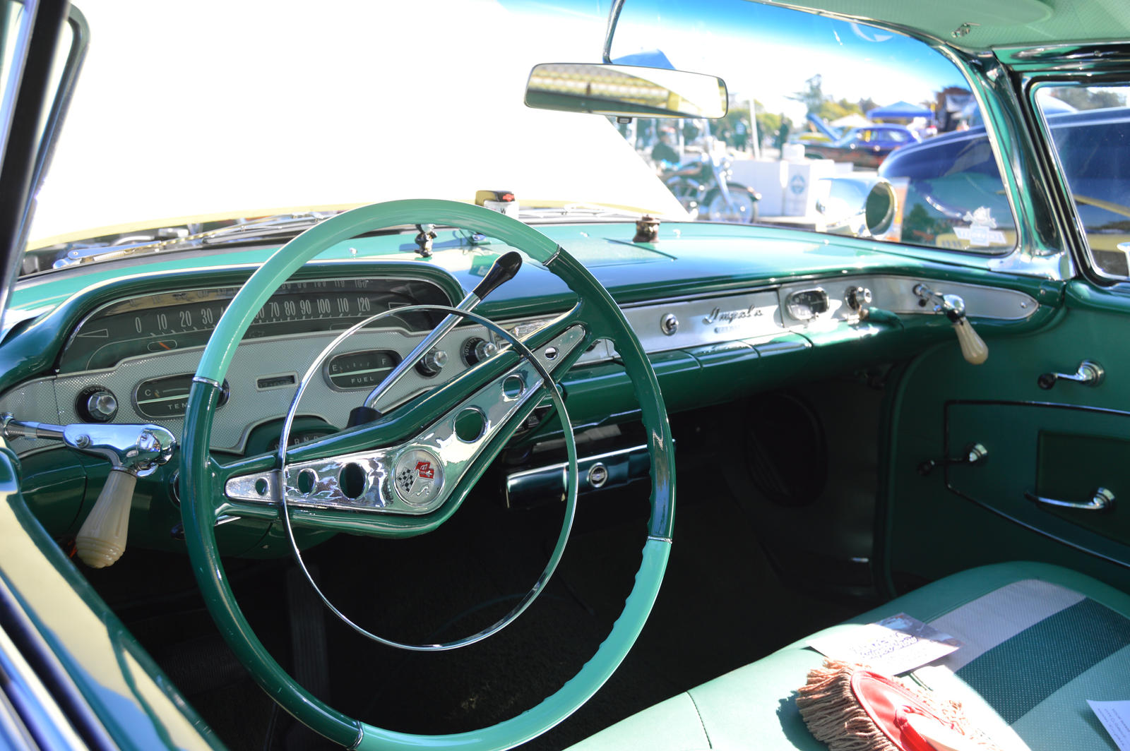 1958 Chevrolet Impala Interior Images Galleries With A Bite