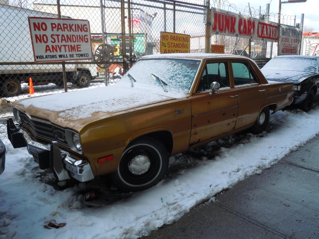 1973 Plymouth Valiant Sedan by Brooklyn47