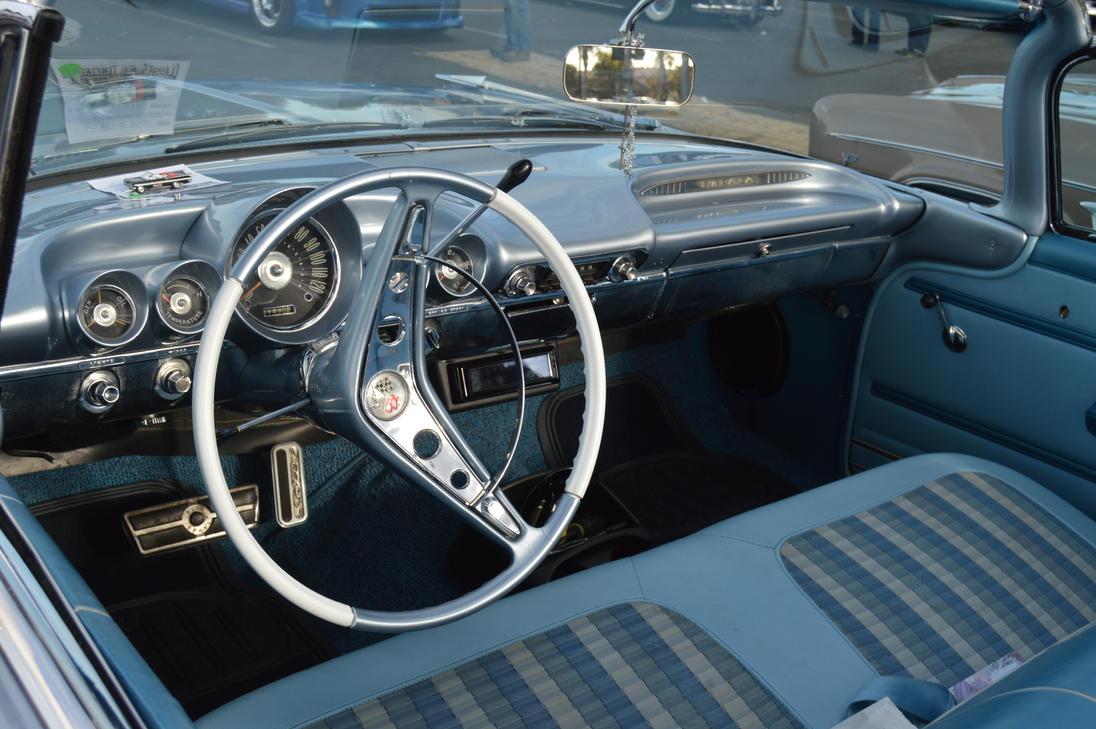 1959 Chevrolet Impala Convertible Interior By Brooklyn47 ...