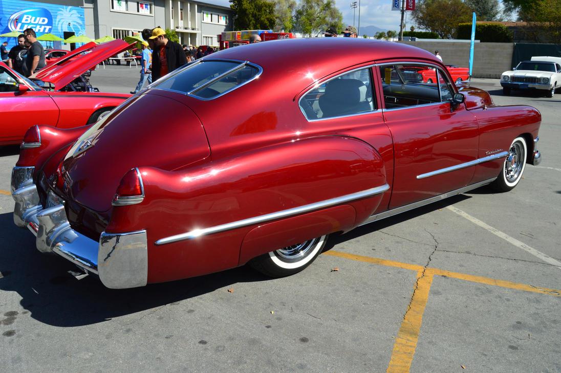 1949 Cadillac Series 62 Club Coupe Vi By Brooklyn47 On Deviantart 1951 Sedan