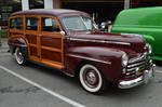 1948 Ford Super Deluxe Woody Station Wagon VII