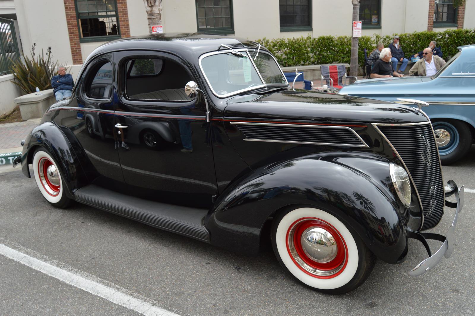 1937 ford five window coupe vii by brooklyn47 on deviantart for 1937 ford 3 window