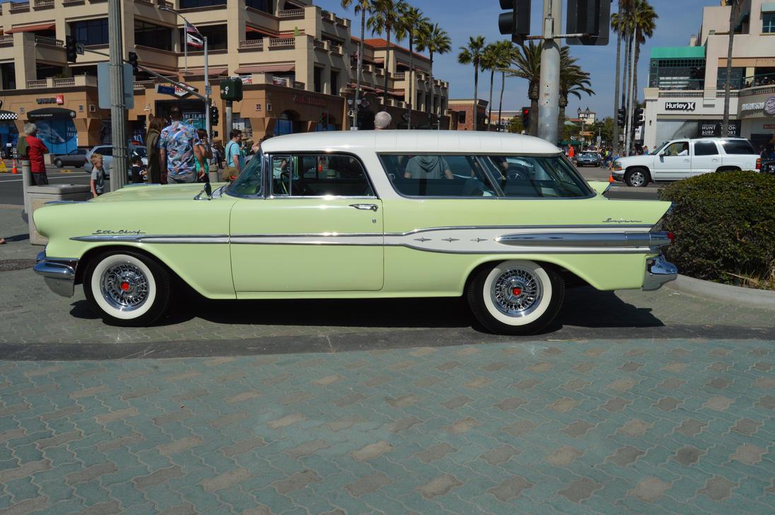 1957 pontiac star chief safari station wagon vi by brooklyn47 on deviantart