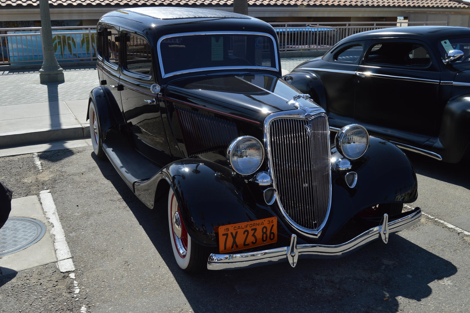 1934 ford four door sedan vi by brooklyn47 on deviantart for 1934 ford four door