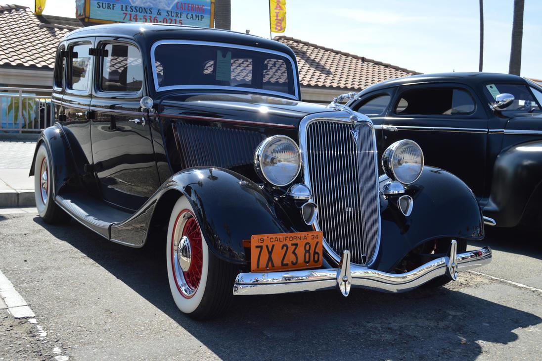 1934 ford four door sedan vii by brooklyn47 on deviantart for 1934 ford door