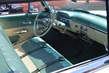 1954 Mercury Monterey Sun Valley Interior by Brooklyn47