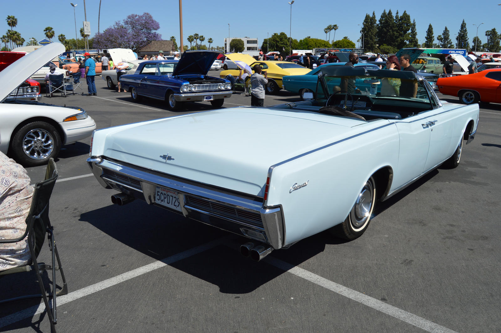 1966 lincoln continental convertible iv by brooklyn47 on deviantart. Black Bedroom Furniture Sets. Home Design Ideas