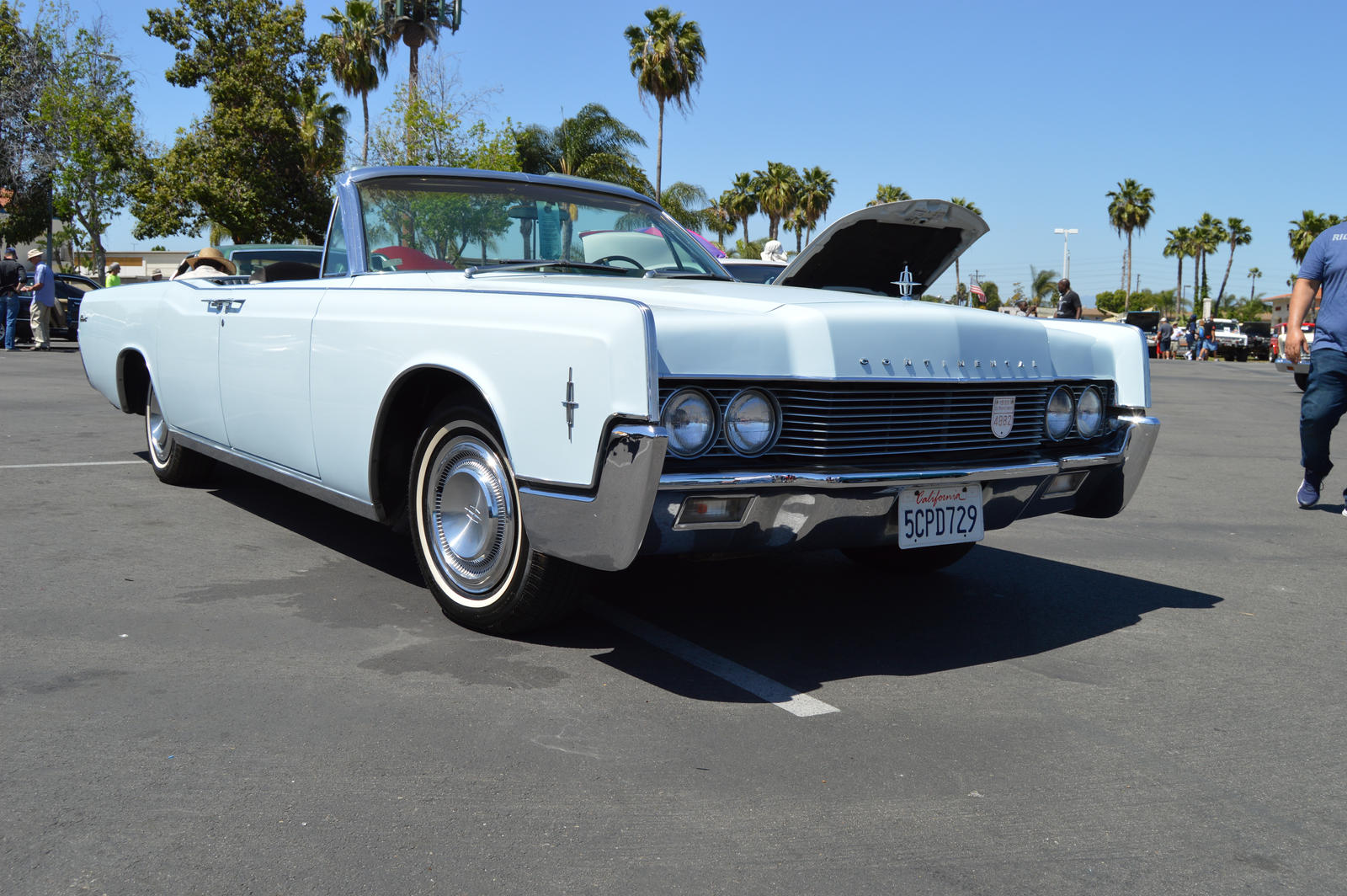 1966 lincoln continental convertible vi by brooklyn47 on. Black Bedroom Furniture Sets. Home Design Ideas
