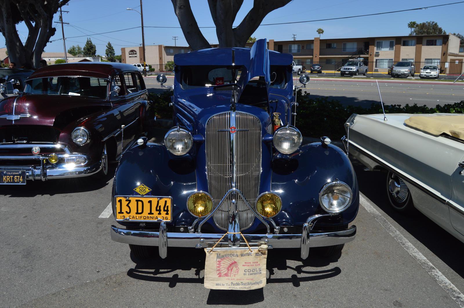 1936 chevrolet four door sedan ii by brooklyn47 on deviantart for 1936 chevy 4 door