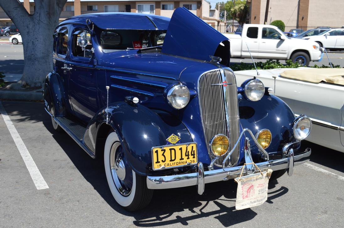 1936 chevrolet four door sedan ix by brooklyn47 on deviantart for 1936 chevy 4 door sedan