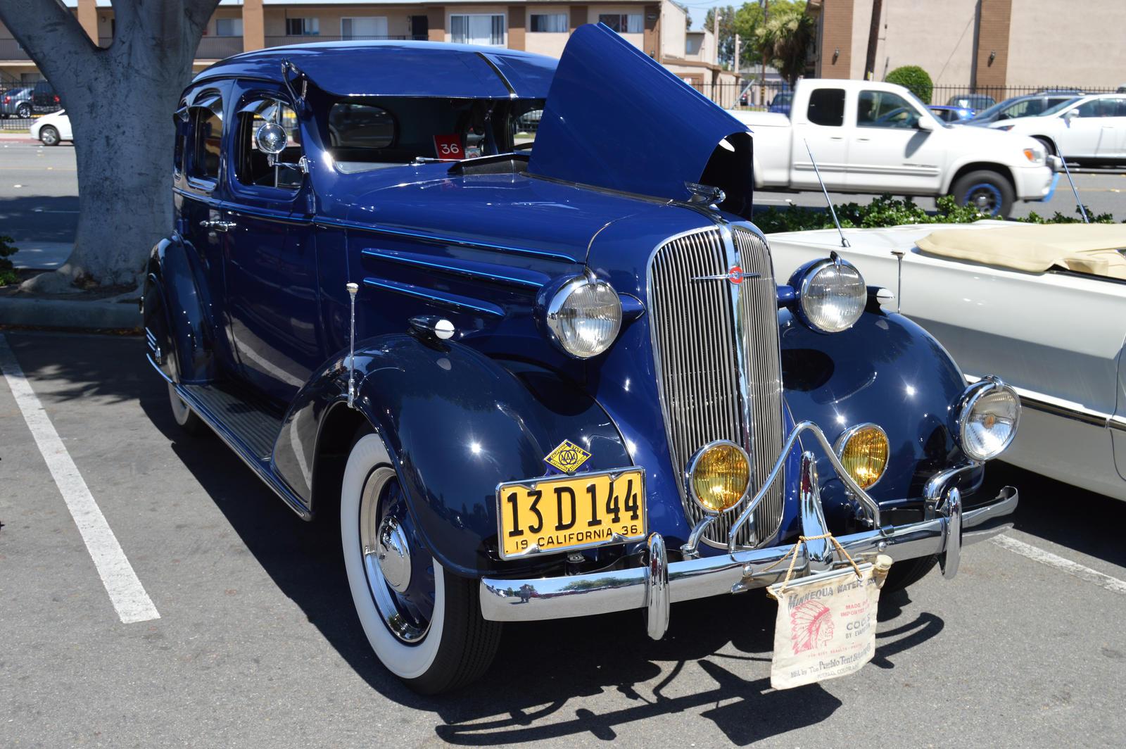 1936 chevrolet four door sedan ix by brooklyn47 on deviantart for 1936 chevrolet 4 door sedan