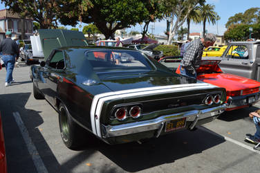 1968 Dodge Charger R/T IV by Brooklyn47