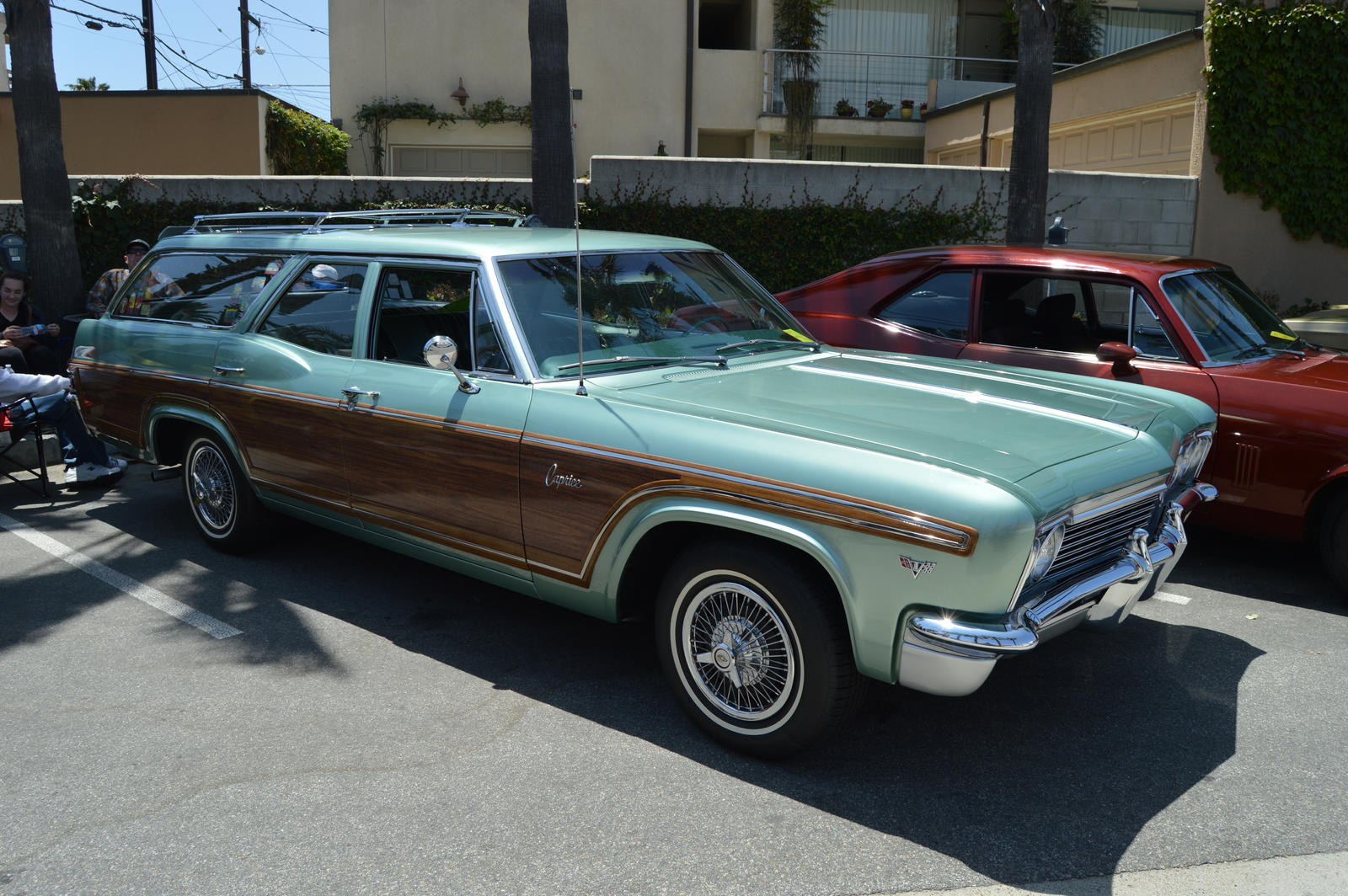 Caprice Wagon 1966 Chevrolet Station