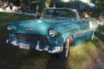 1955 Chevrolet Bel Air Convertible X