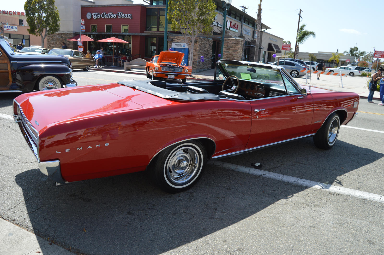 1966 Pontiac Le Mans Convertible Iii By Brooklyn47 On