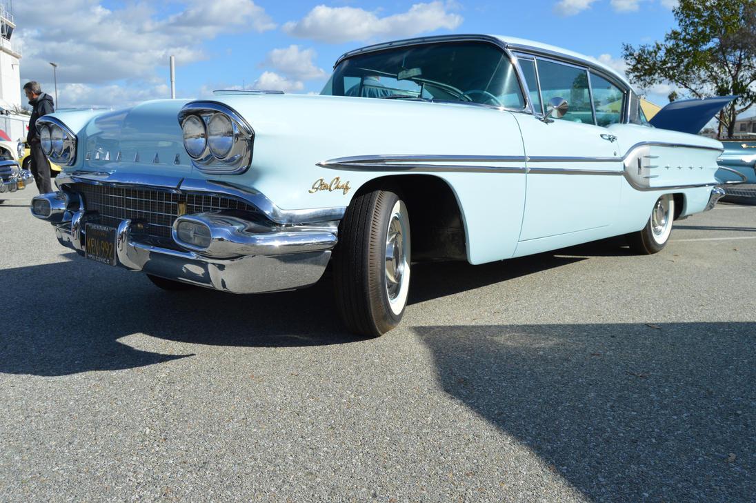 1958 Pontiac Star Chief Iv By Brooklyn47 On Deviantart 1941