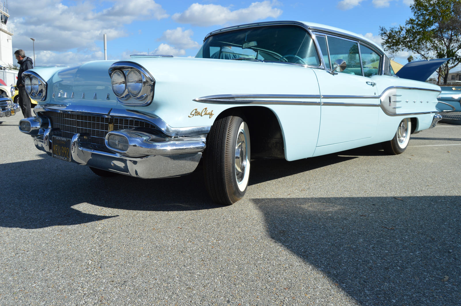 1958 Pontiac Star Chief IV by Brooklyn47