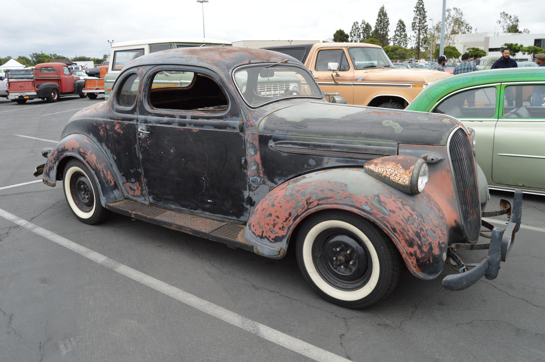 1937 Plymouth Business Coupe Vii By Brooklyn47 On Deviantart 1948