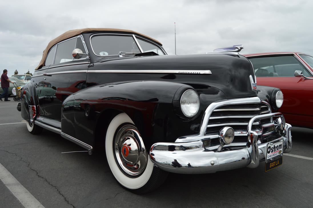1946 chevrolet fleetmaster convertible viiibrooklyn47 on
