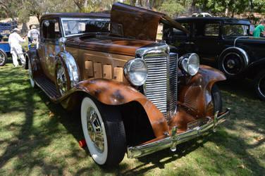 1931 Marmon V-16 Coupe VI