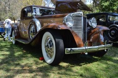 1931 Marmon V-16 Coupe VII