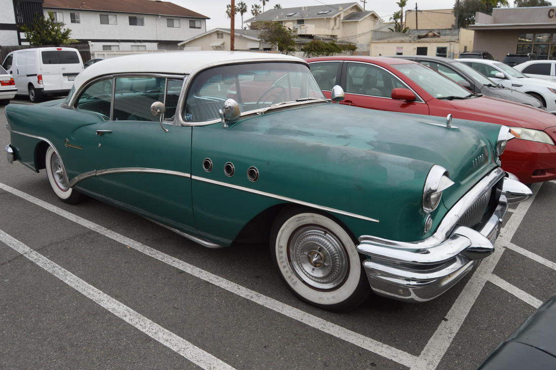 1955 Buick Special IX by Brooklyn47